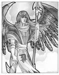 Darken Black Angel by JessiBeans