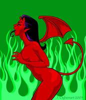 Devilish v2.0 by JessiBeans