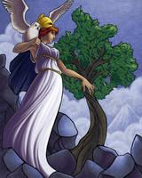 Athena by JessiBeans