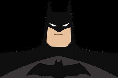 Batman by SlayerOfTears