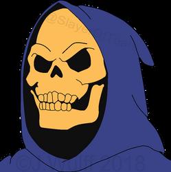 Skeletor by SlayerOfTears