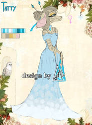 CLOSED Character for SALE-Tattue The Last Princess by Xstillwatersrundeep