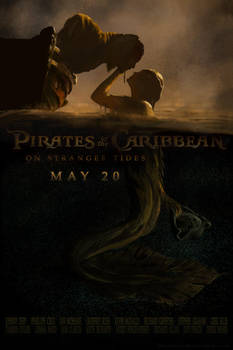 Potc 4: On Stranger Tides by Graphica