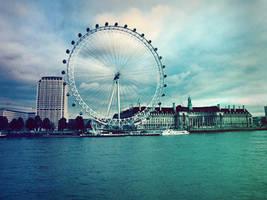 london eye by 123talking