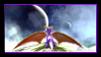 Spyro Stamp by Zero-the-Dragoness
