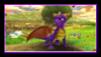 Spyro Stamp 2 by Zero-the-Dragoness