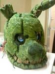 Finished Springtrap Head! by raigr