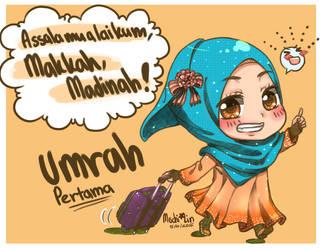 ::First Umrah:: by shootingstarsgrazing
