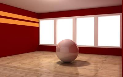 Room 001 by Tosjke