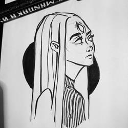 Witch 2 by Avvyraptor