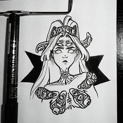 Witch 5 by Avvyraptor