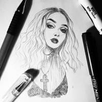 Sketchbook [19] by Avvyraptor
