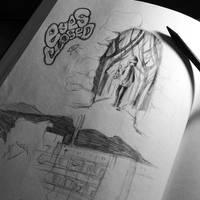 Sketch by Avvyraptor