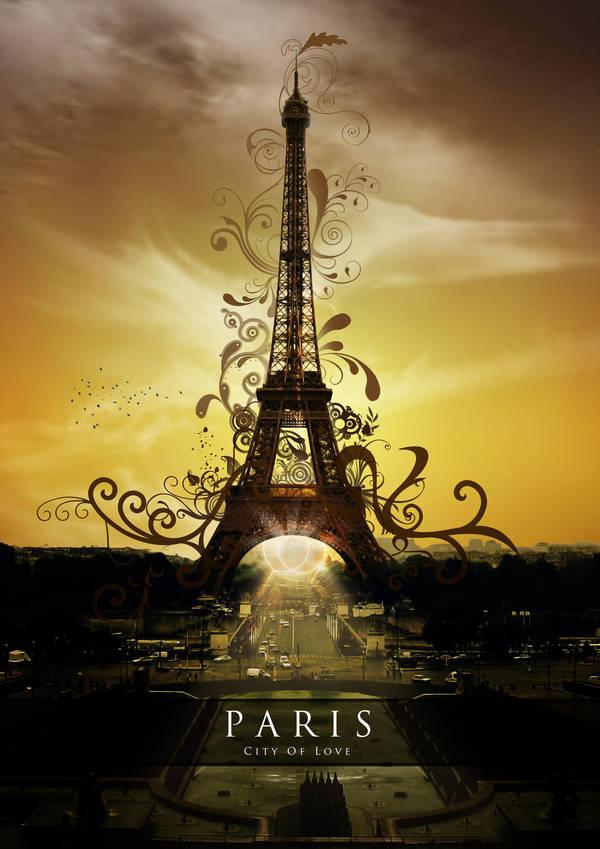 Paris by NeaN