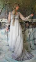 Moon Goddess 5 by mizzd-stock