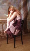 Purple Dress 2 by mizzd-stock