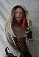 Northern Sky Pirate Portrait 1 by mizzd-stock