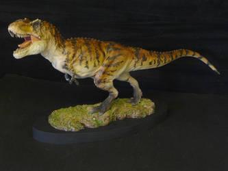 T.rex by Paleocraft by Baryonyx-walkeri