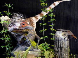Sinosauropteryx by Baryonyx-walkeri