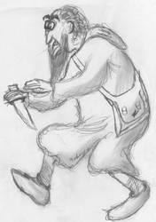 mad warlock by rosszarc