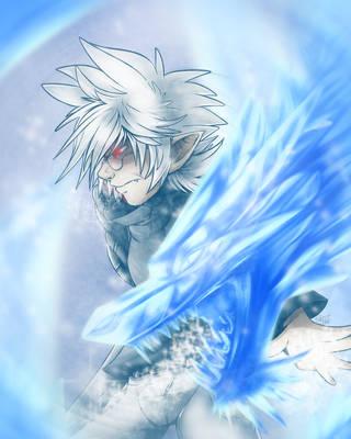 Ice Dragon spell by TehBobcat