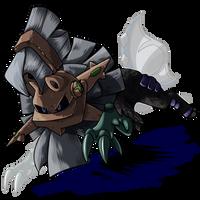 Pokemon December Challenge 2016- Day 7 by TehBobcat