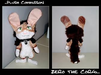 Zero the Corgi by plushie-fans