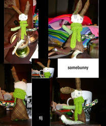 Bunny Plush by plushie-fans