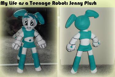 MLAATR Jenny Plush by plushie-fans