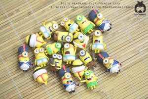 Minions storm - made by Boo's  handmade shop by Booshandmadeshop