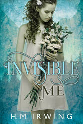 **SOLD!!** Invisible Me Book Cover by DLR-Designs