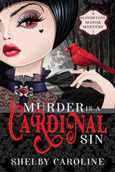 Murder is a Cardinal Sin - Book One by DLR-Designs
