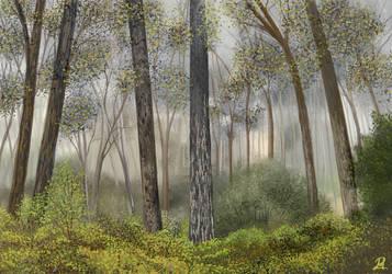 Forest by MarianthiZ