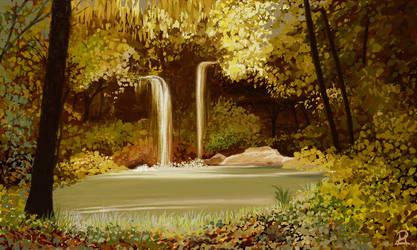 Autumn Gold by MarianthiZ