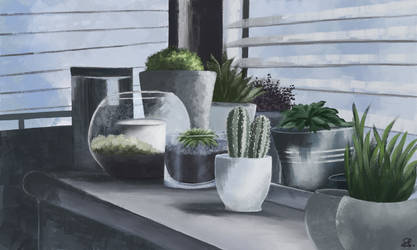 Pots by MarianthiZ