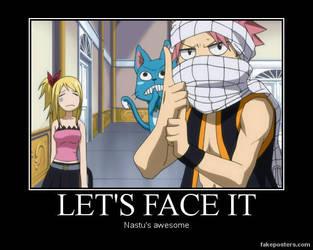 Let's Face It by ProfessorNature