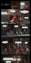 Team Fortress Adventures Issue #2 pg. 6 by ProfessorNature