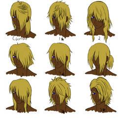 [KoK] Hair Styles by leopup13