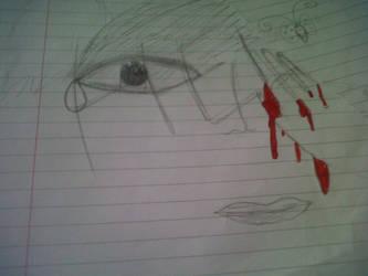 HELP Bloody Version by AyumiCoza