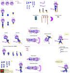 Character Builder- Master Sash Purpure by Mryayayify