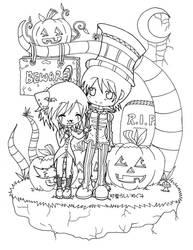 Line-art for Jakskull and I by Megumi-Kawairashii