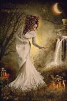 Dating a ghost by irinama