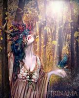Autumn Oak by irinama