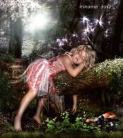 Sweet  Dreams by irinama