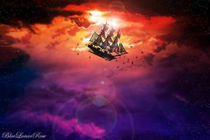 Port to Dream by BlueLunarRose