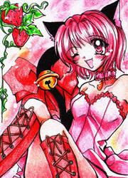 #010: Ichigo by MiyaSekaia