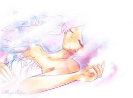 dreaming by MiyaSekaia