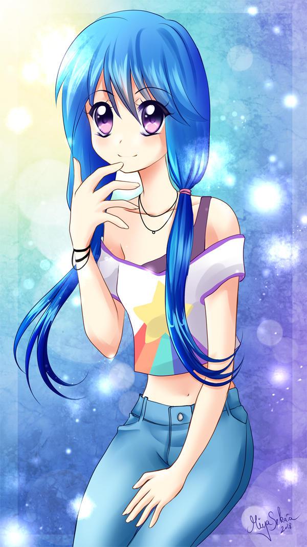 Azure by MiyaSekaia