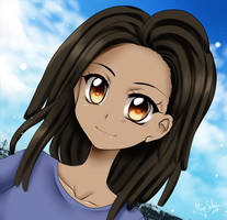 Rachel by MiyaSekaia