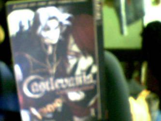 Castlevania Curse of Darkness by bombninjanaruto